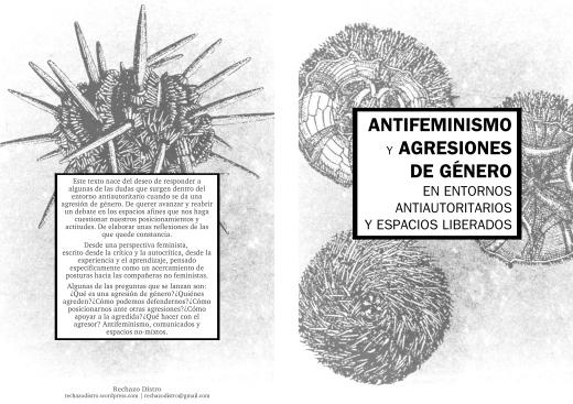antifeminismo y agresiones de género